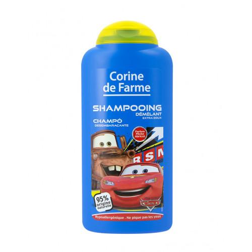 Shampooing Démêlant Extra Doux Cars