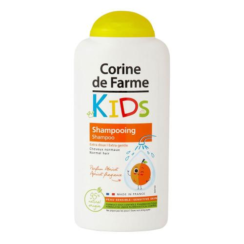 Shampooing Kids Extra Doux parfum Abricot