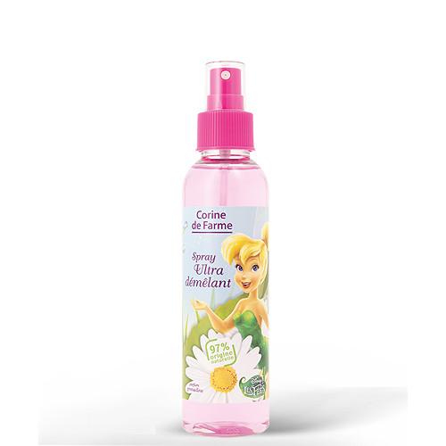 Spray Ultra Démêlant Fée Clochette Disney 150 ml