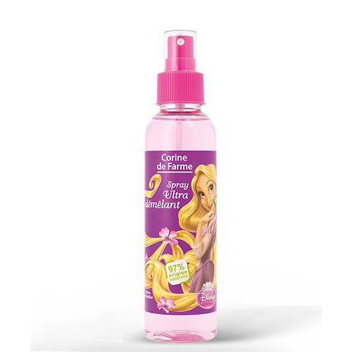 Spray Ultra Démêlant Raiponce Disney 150 ml